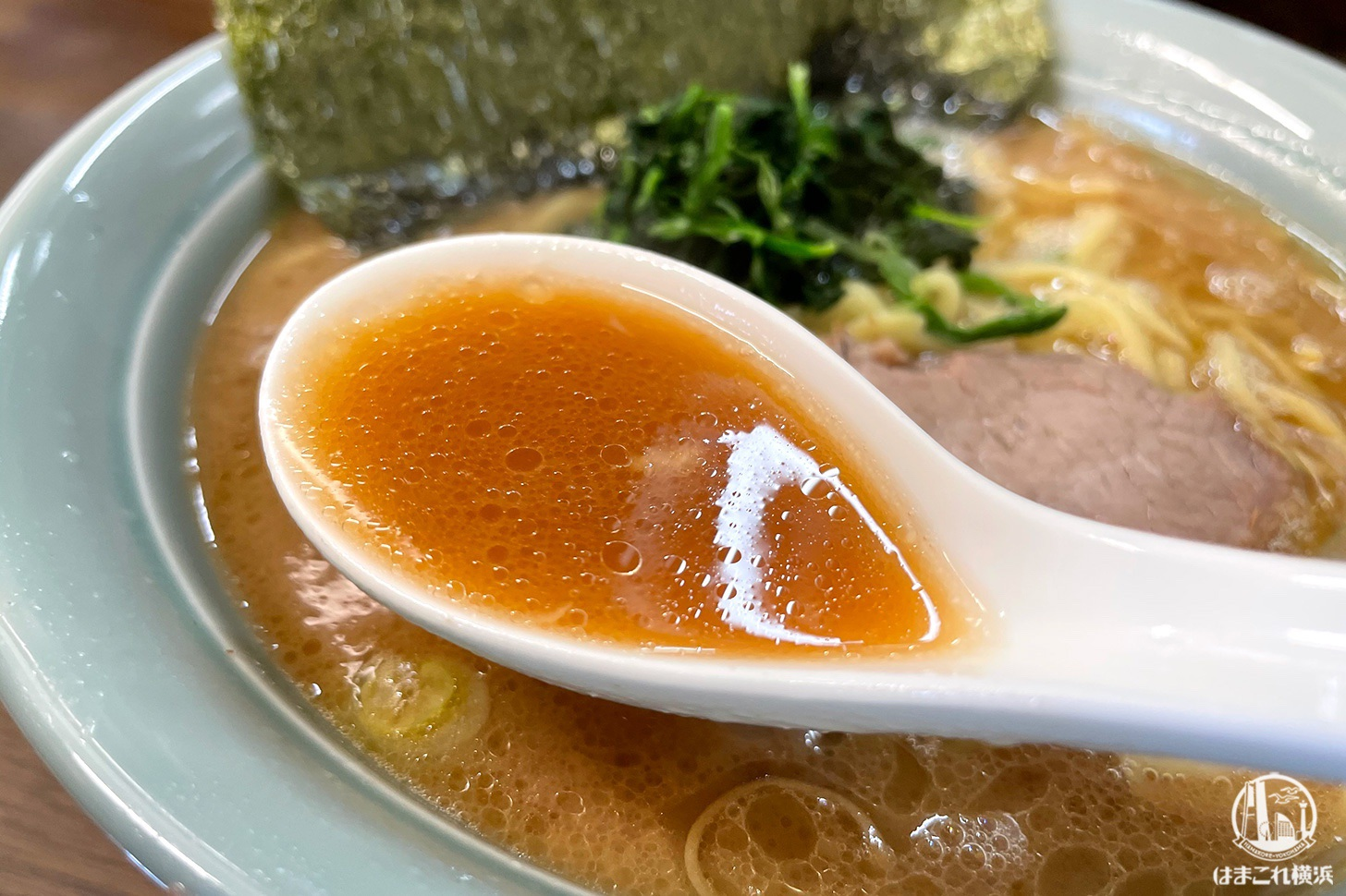 らーめん(中)スープ