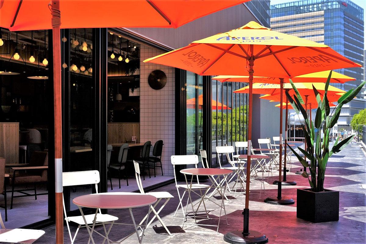 横浜「The Blue Bell」4月29日よりテラス席を毎日営業! GW限定キッズメニューも