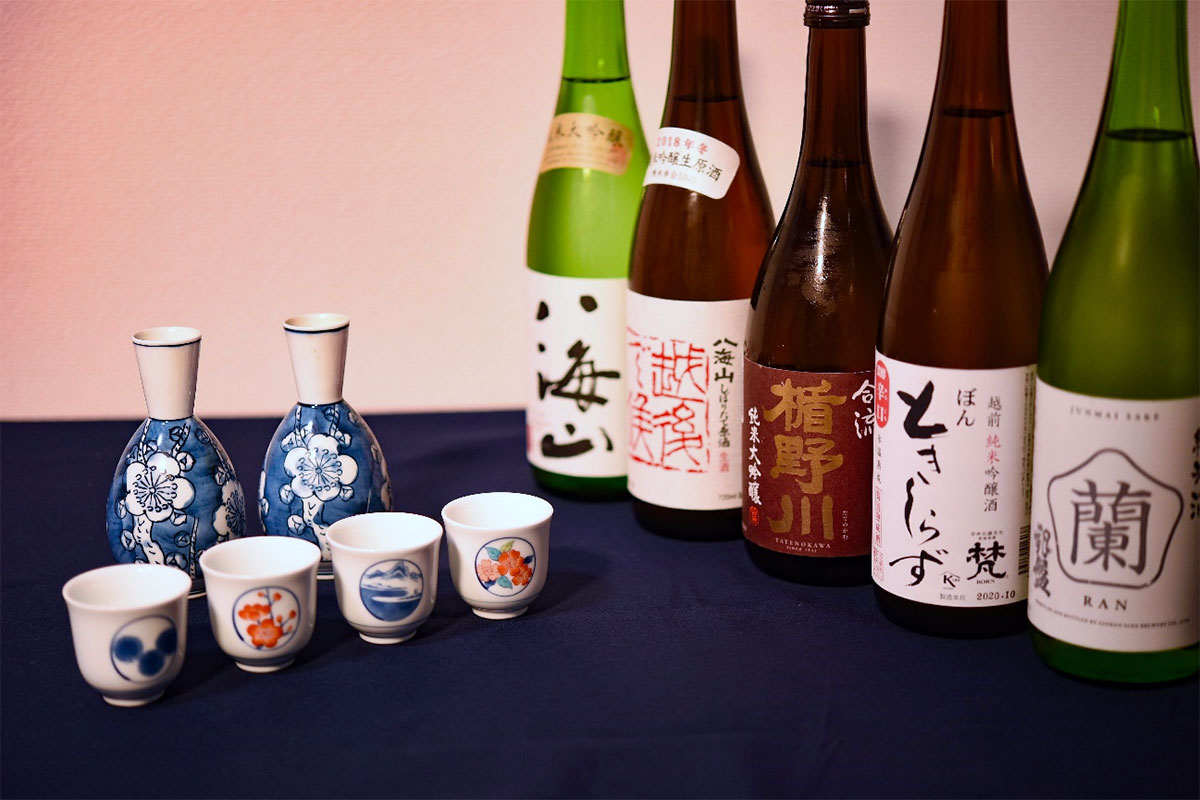おでんバー うまみや 日本酒