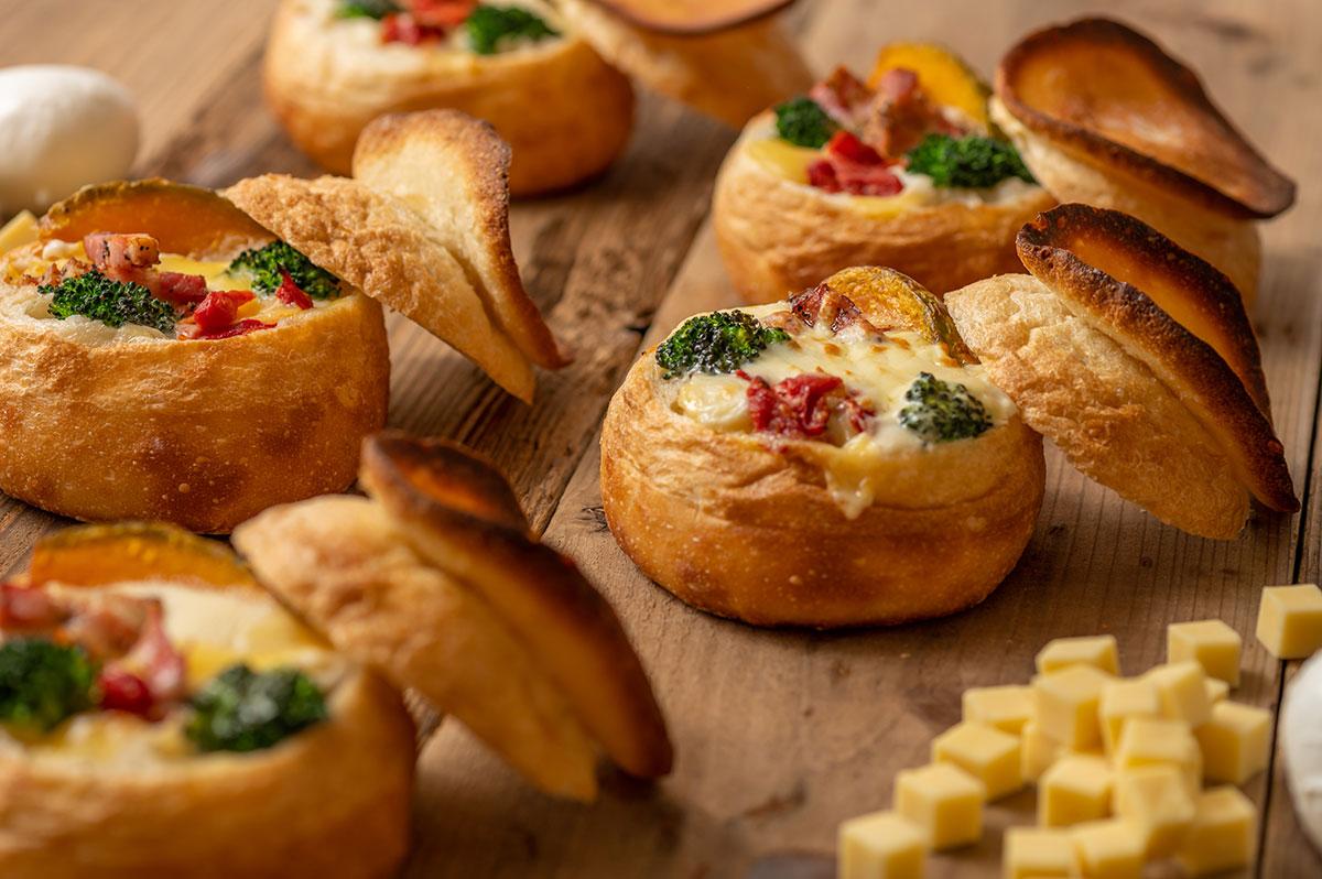 究極のパンシリーズ「ラ・フォンデュ」