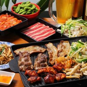 横浜モアーズ屋上にBBQビアガーデン限定オープン!屋外・屋内で食べ放題BBQ