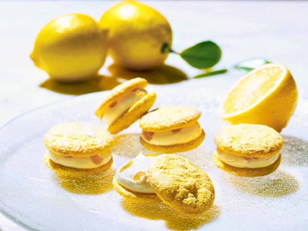 アンテノール「レモンフェスタ」開催!レモンのクリームサンドやレモンのタルトなど