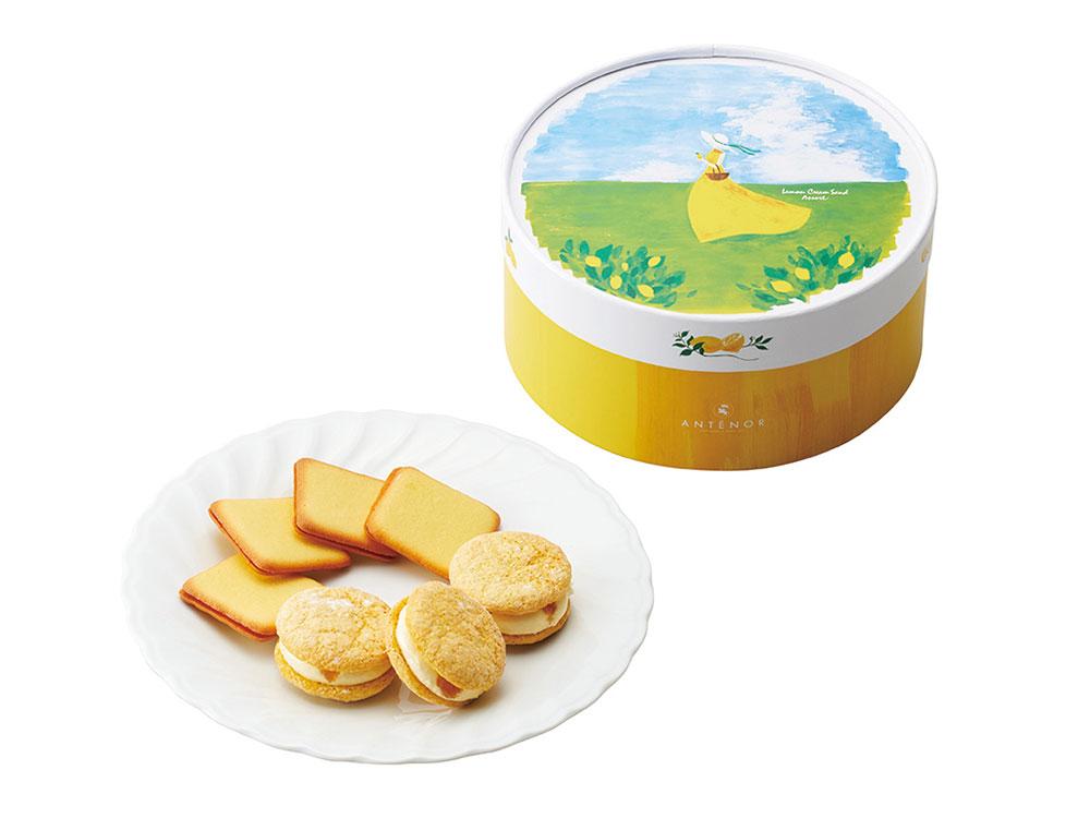 レモンのクリームサンド アソート