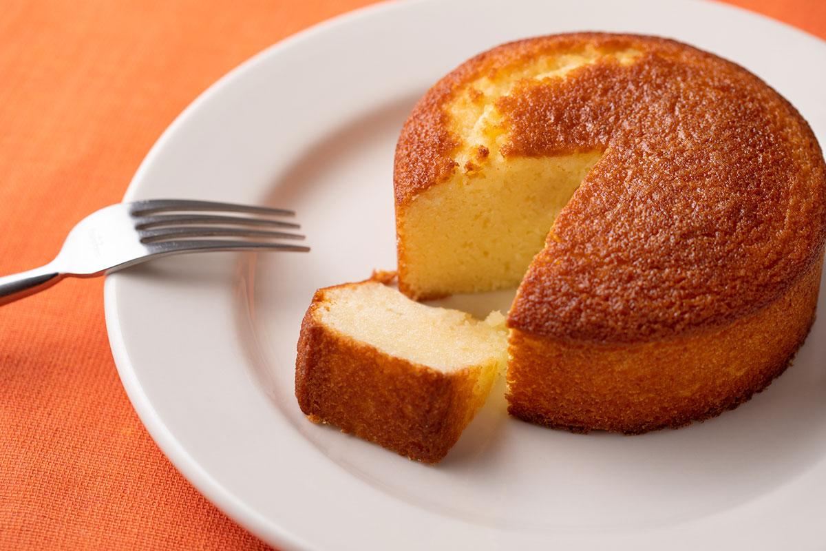 高級発酵バターケーキ