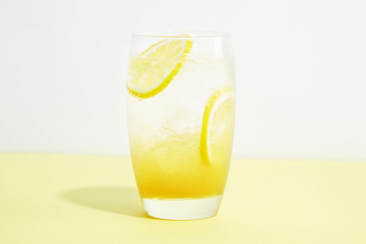 レモンゼリーレモネード