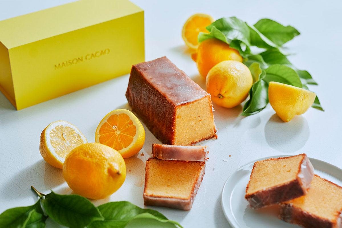メゾンカカオのニュウマン横浜店でレモンケーキやレモネードなどレモンスイーツ限定販売!