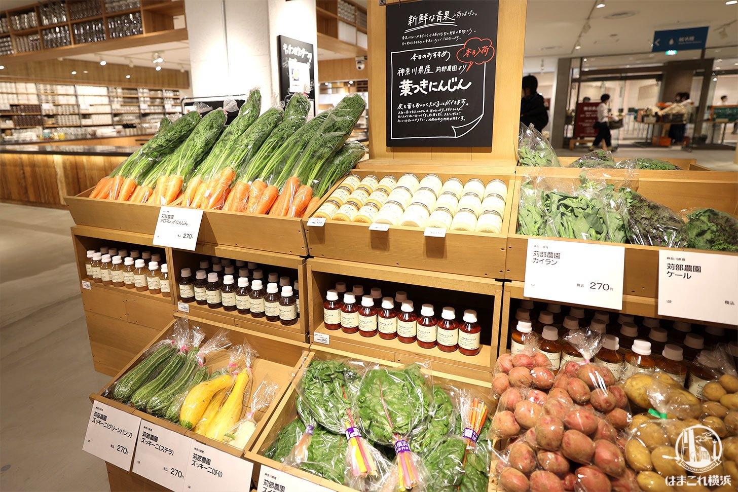 農家さんの新鮮野菜
