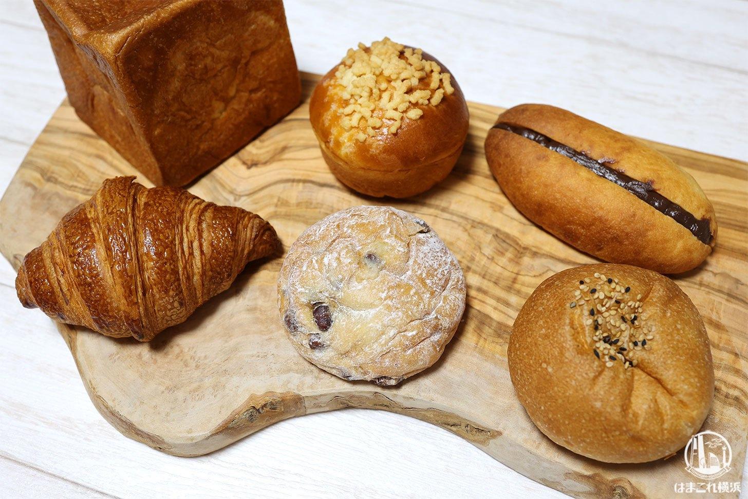 ネイバーズブレッド バイ スタンダードベーカーズで購入したパン