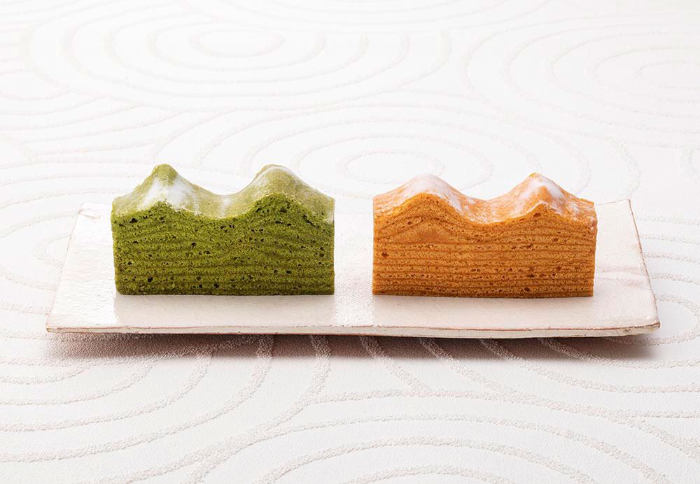 ねんりん家「ひとくちマウントバーム」に新味のキャラメルと抹茶が登場!そごう横浜店