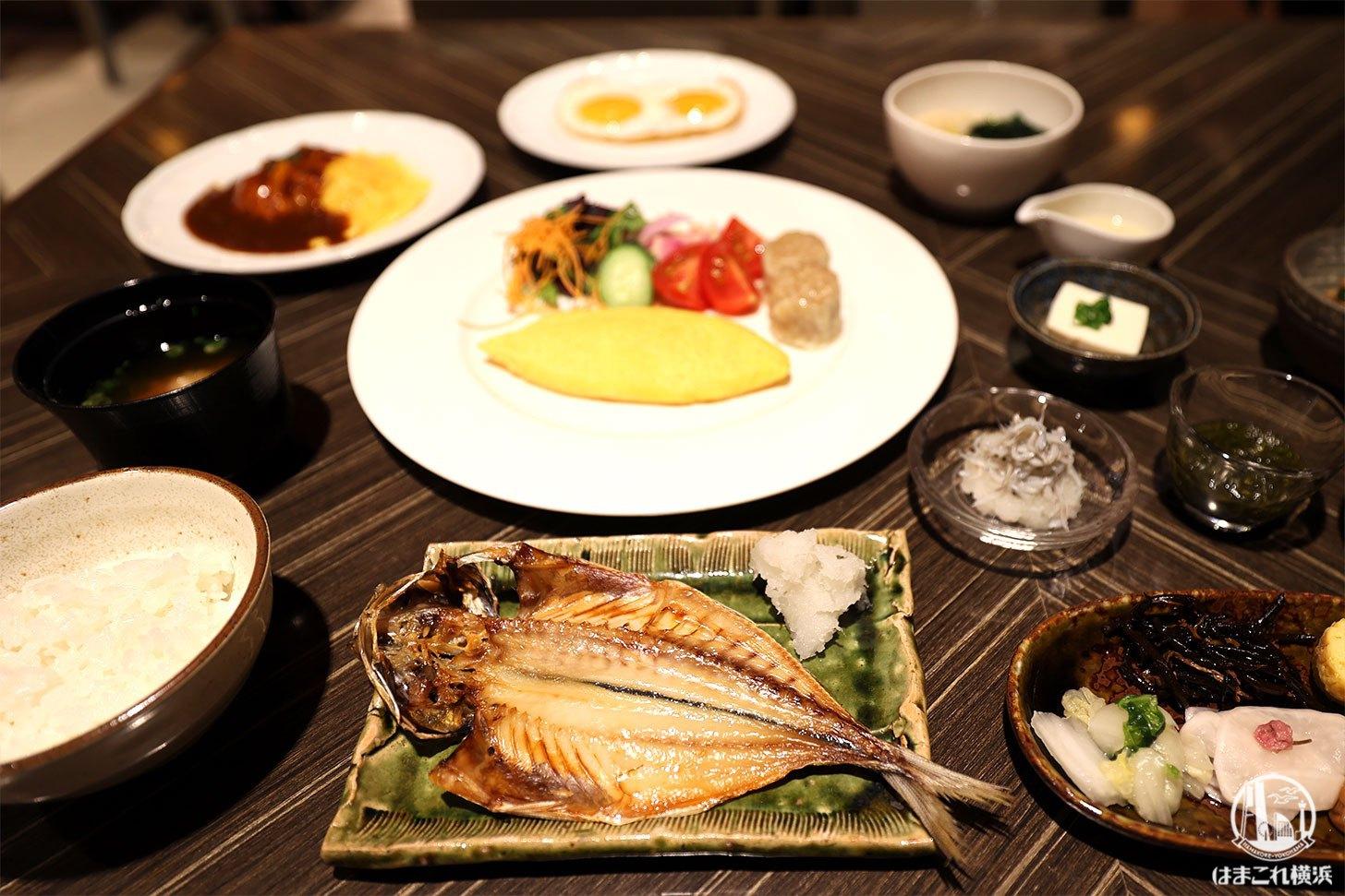 横浜ベイシェラトンで朝食ブッフェ「神奈川朝食」朝からパフォーマンス高まる心地良い時間