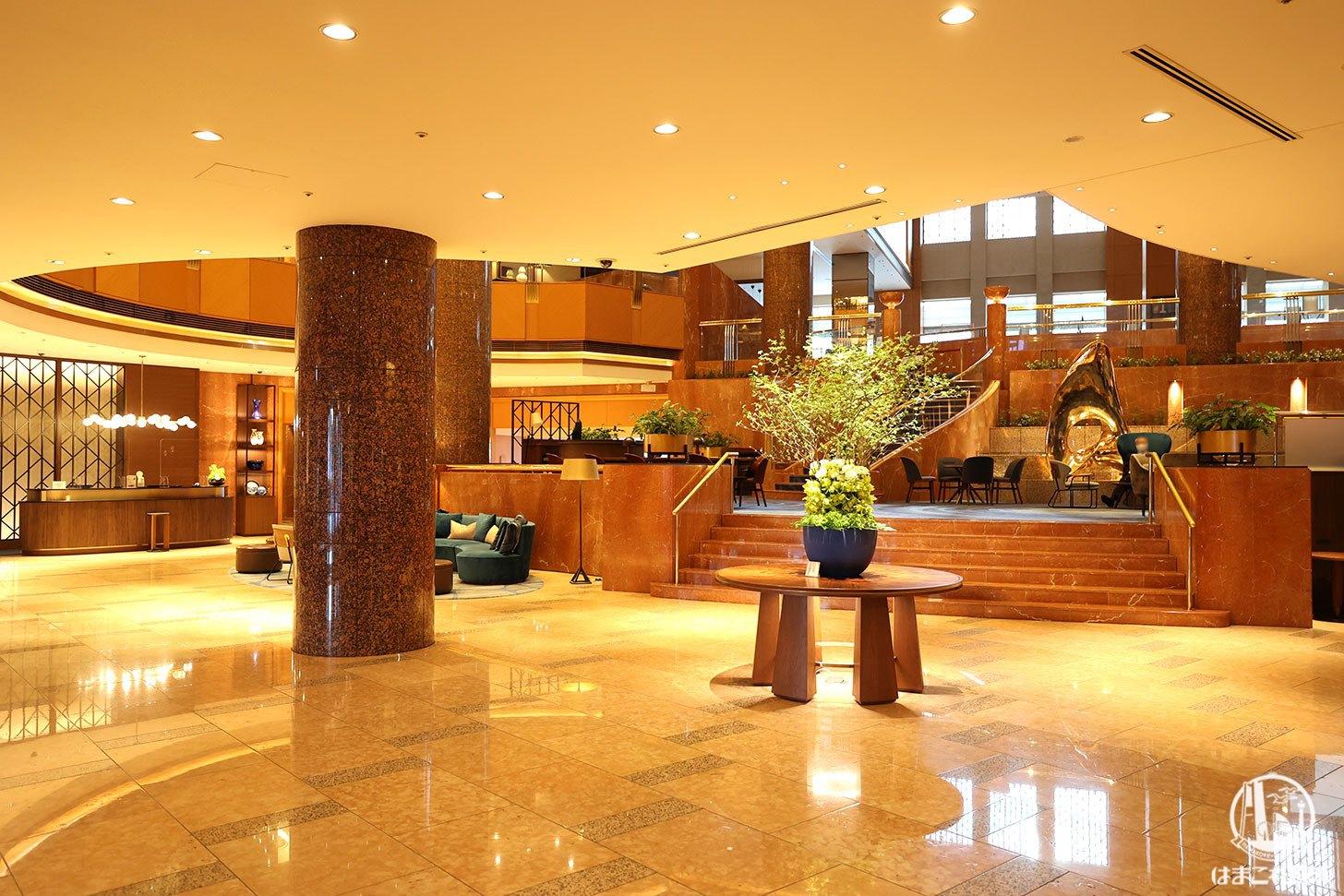 横浜ベイシェラトンホテル&タワーズ フロント