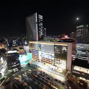 横浜ベイシェラトン ホテル&タワーズに泊まって気分転換!部屋から眺める景色に癒された