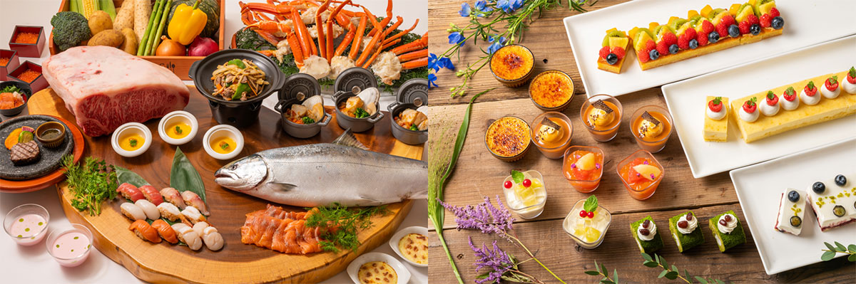横浜ベイシェラトン、北海道の食材を味わうブッフェ「夏の北海道フェア」開催!