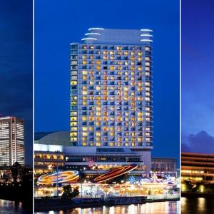 横浜の3ホテル「みなとみらい三銃士 宿泊プラン」展開!お買物券やロープウェイ乗車券も