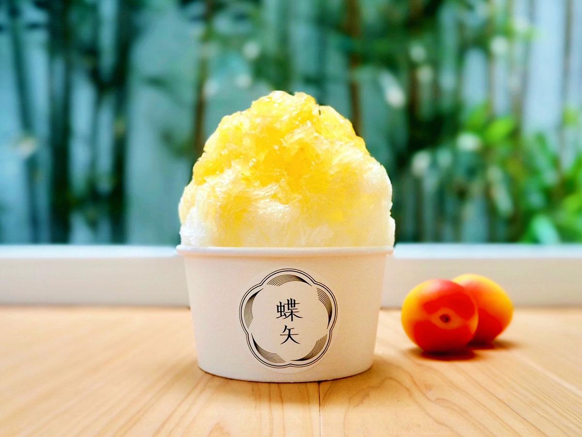 梅体験専門店「蝶矢」梅かき氷を鎌倉店限定販売!完熟南高梅の素材感をそのままに