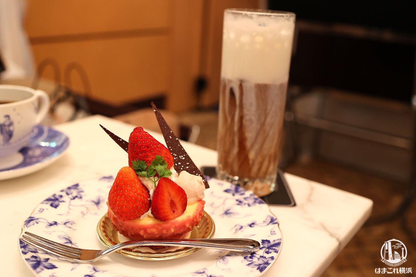 コーヒーバー ブルーマウンテンで本格コーヒー味わう!そごう横浜店・大人の寛ぎカフェ