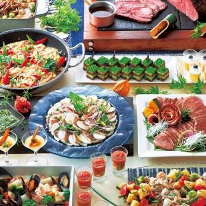 ホテルブッフェ「GO TO SIRIUS LUNCH 世界食の旅」
