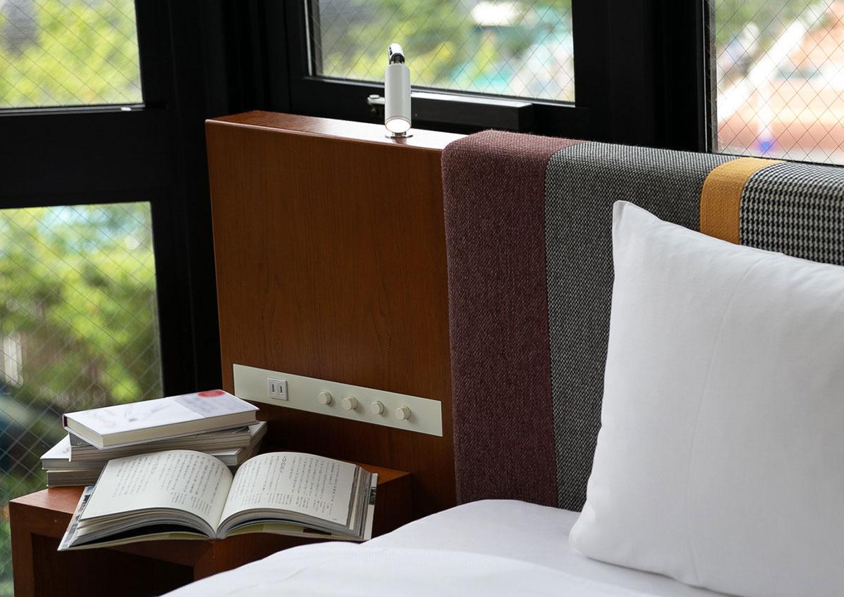 有隣堂×ホテルエディット横濱「選書付宿泊プラン」発売!自分にぴったりの本をプロが厳選