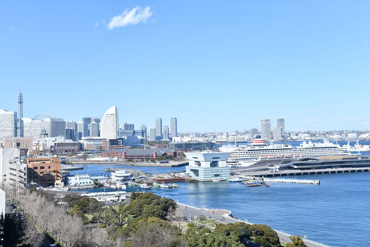横浜・ホテルニューグランドで神奈川県民限定「ゆったり24時間STAY」販売!