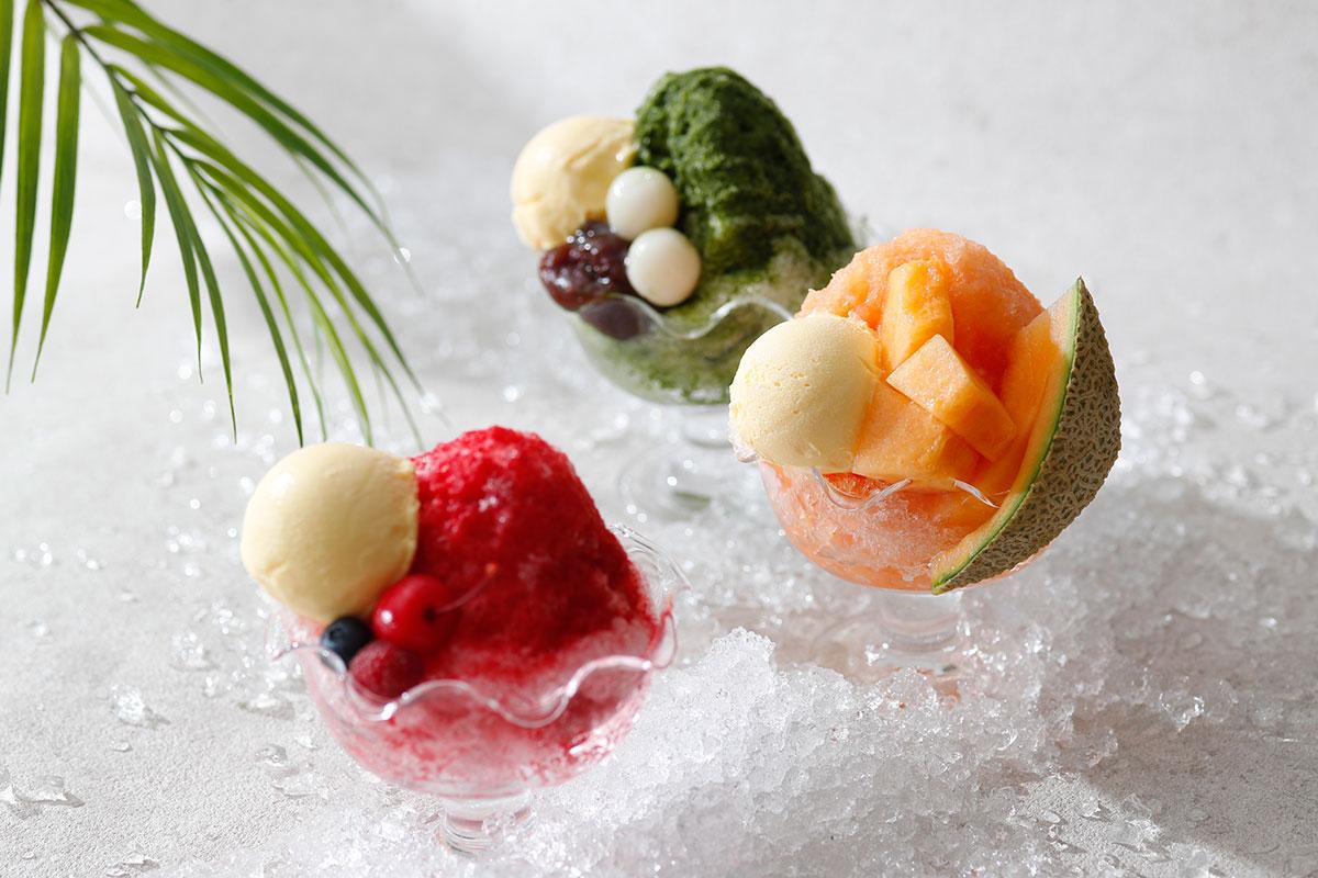 横浜・ホテルニューグランド「フラッペフェア」開催!3種類の彩り綺麗なフラッペ