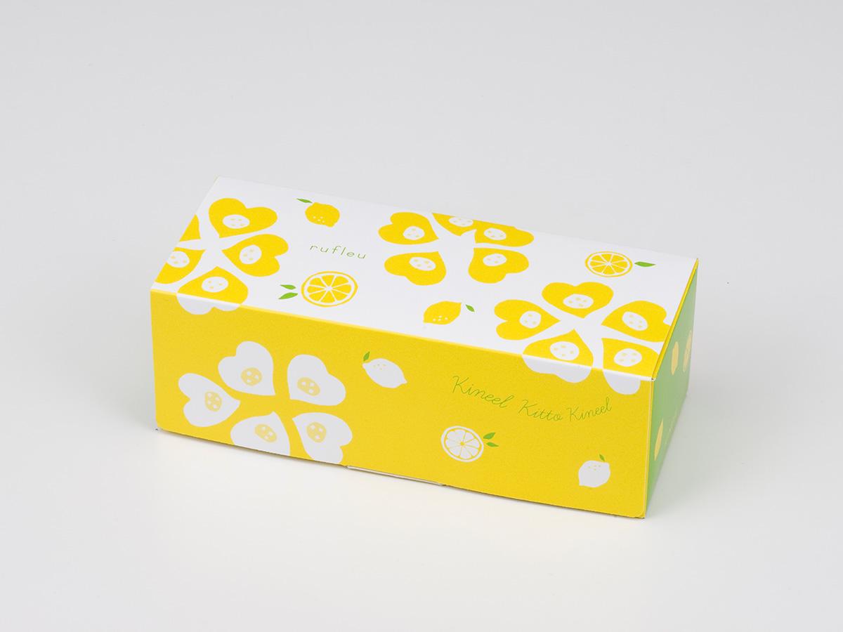 rufleu-ルフル- レモンココナッツ パッケージ