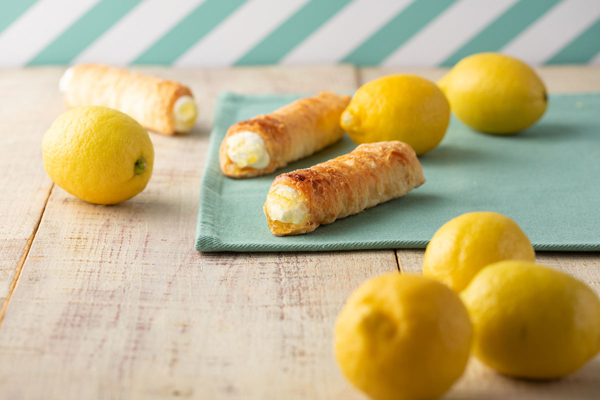 レモンパイコロネ
