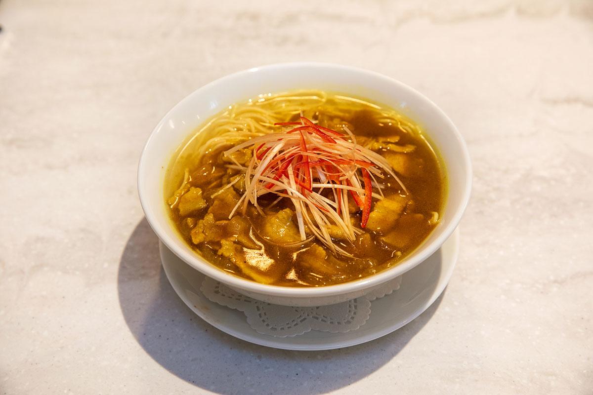 上海カレー麺