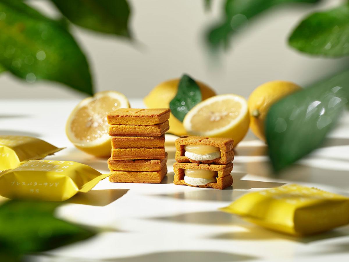 バターサンド〈檸檬〉