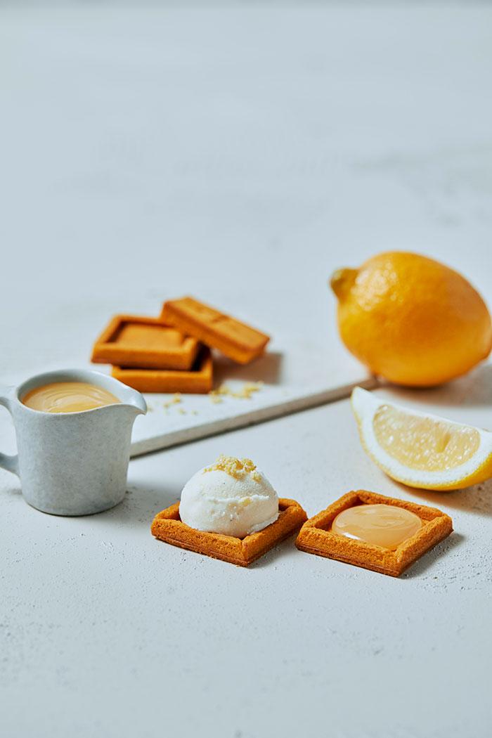 アイスサンド〈檸檬〉