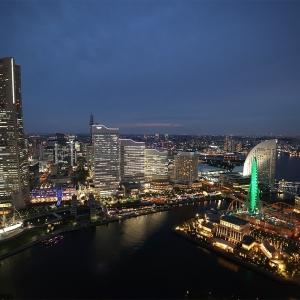 夜景も凄すぎ!横浜北仲ノット(ザ・タワー横浜北仲)展望台46階から見た世界