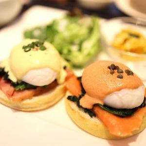 トバゴのモーニングで朝から気分転換!横浜駅至近ホテルプラム横浜内のカフェ