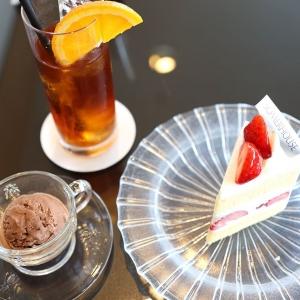 ソマーハウスのケーキセットに大満足!横浜ベイホテル東急のラウンジカフェ・大観覧車目の前