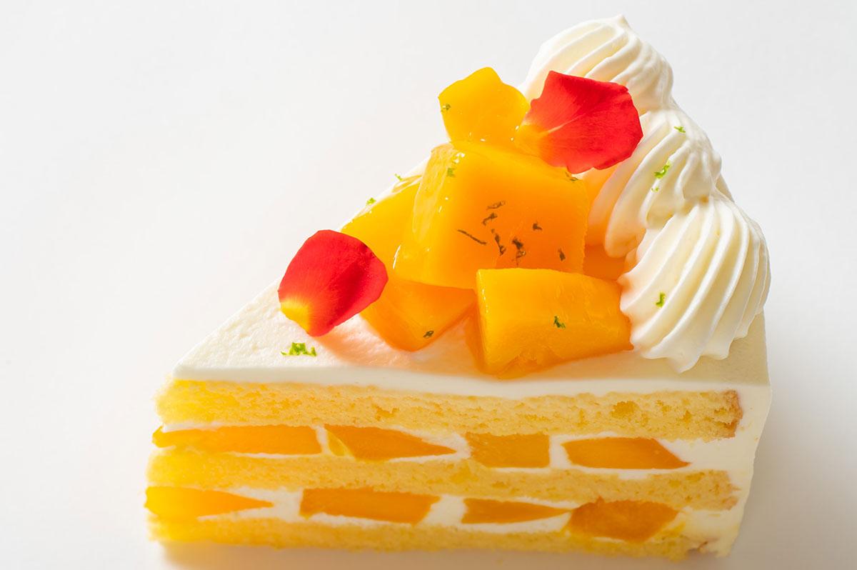 横浜ベイシェラトン第3弾「極上マンゴーショートケーキ」限定販売!完熟マンゴー贅沢に