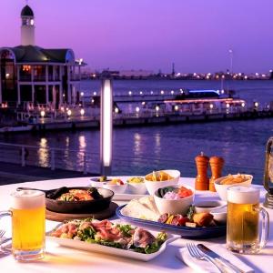 海の見えるビアガーデン「はまビア!」横浜のインターコンチネンタルホテルで開催!