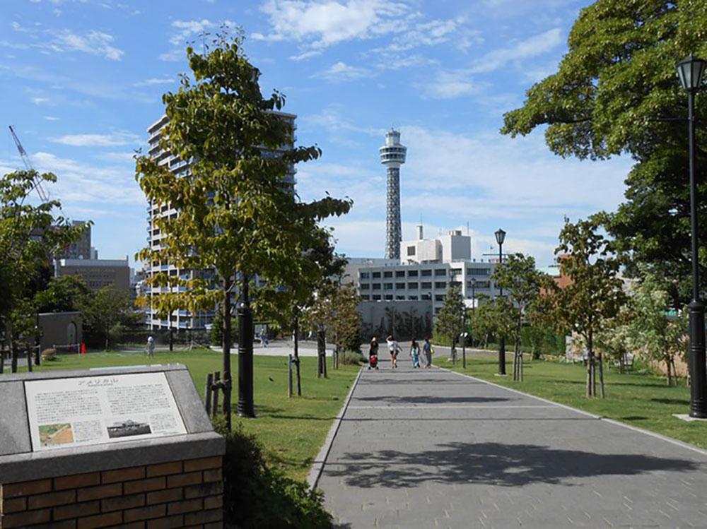 横浜市アメリカ山公園「フラワー&グリーンマーケット」開催!今春採れ・公園産はちみつ販売