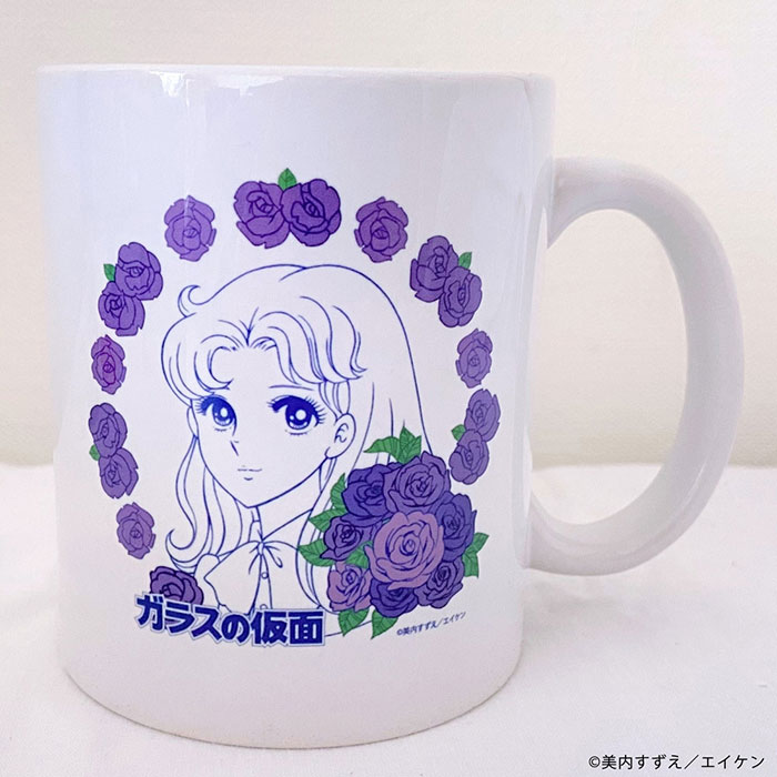 マグカップ(ガラスの仮面)