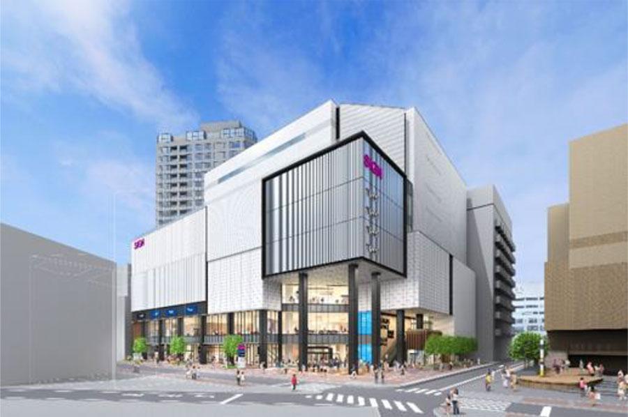 イオンモール横浜西口、横浜駅西口ダイエー跡地に2023年秋開業予定!