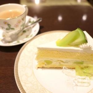横浜駅「カフェ ラ・ミル」季節のショートケーキでホッと一息!ジョイナス穴場カフェ