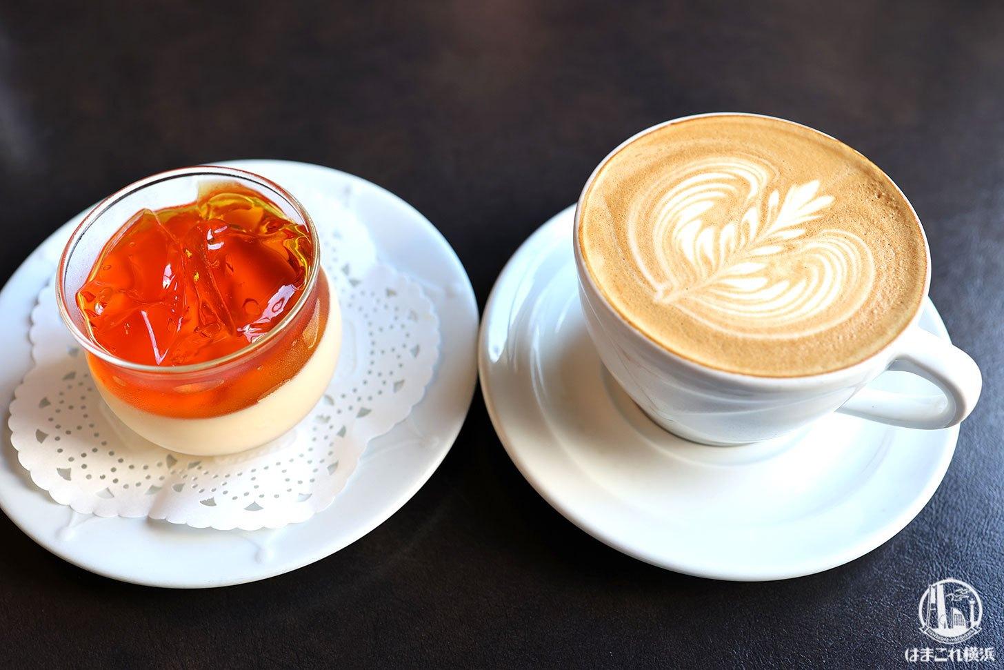 カフェドラプレスのプリンは斬新さ光る旨さ!横浜の歴史的建造物で過ごす週末の午後