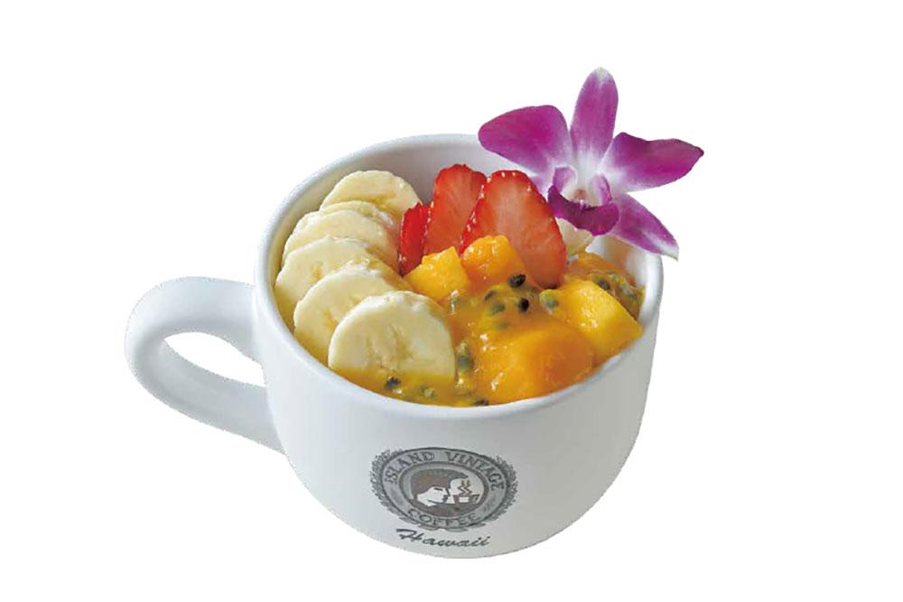 ISLAND VINTAGE COFFEE「リリコイモアナボウル」1,290円
