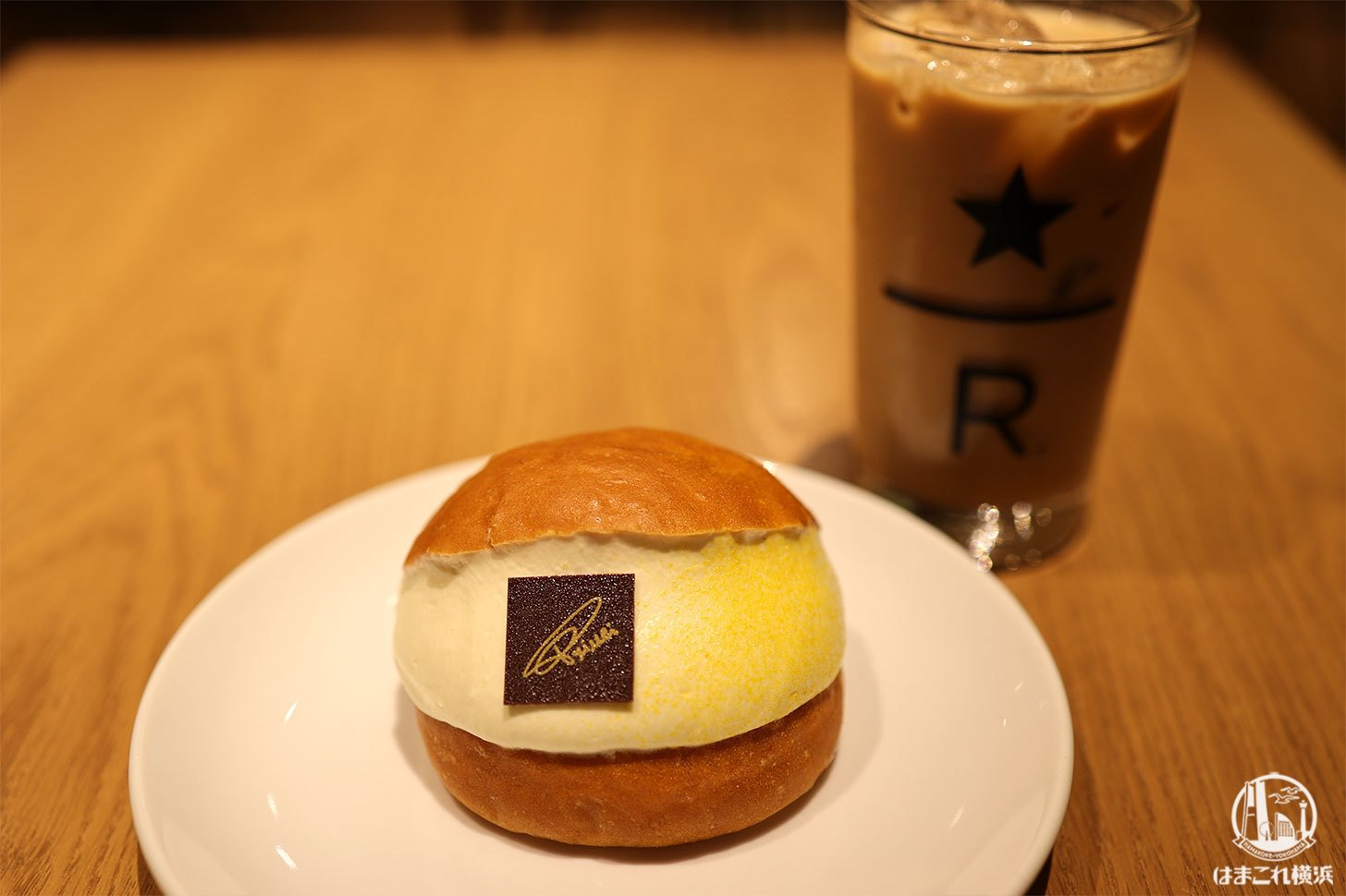 横浜駅のスタバで新作マリトッツォ!レモンとマンゴーの爽やかな美味しさは一食の価値あり