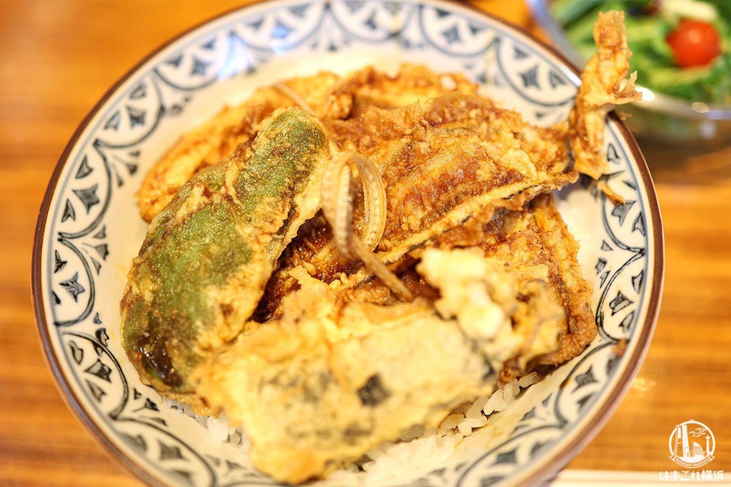 穴子丼 主役のアナゴ