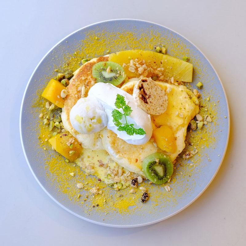 Sour-Yellow × ピニャコラーダパイナップル