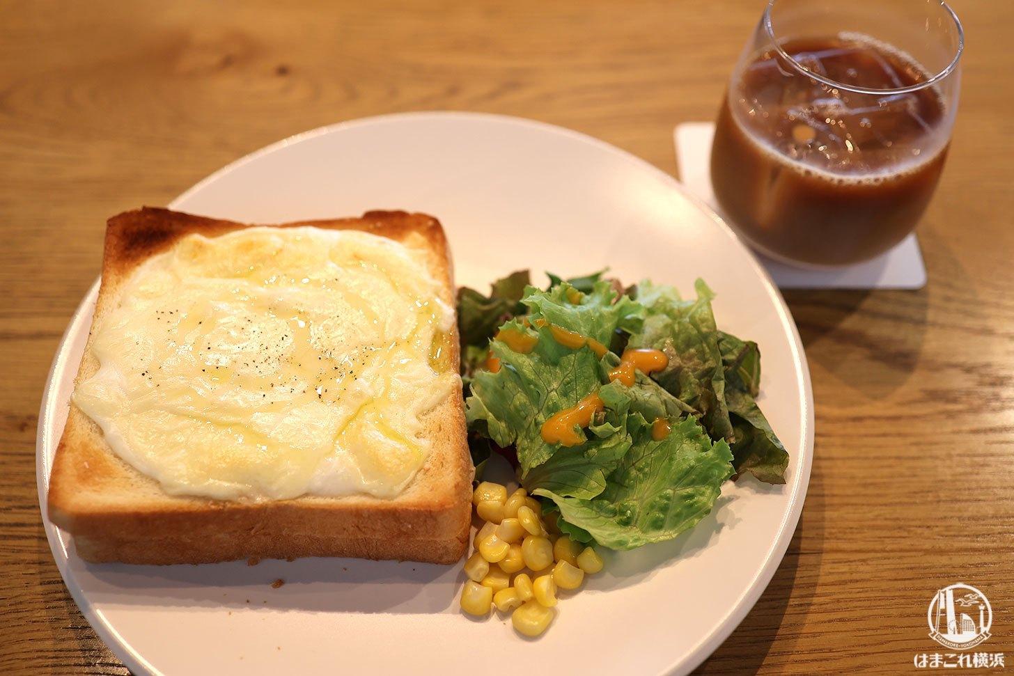 横浜・馬車道「トースター!」のモーニングで湯種食パン堪能!食パン専門店「髙匠」監修のカフェ