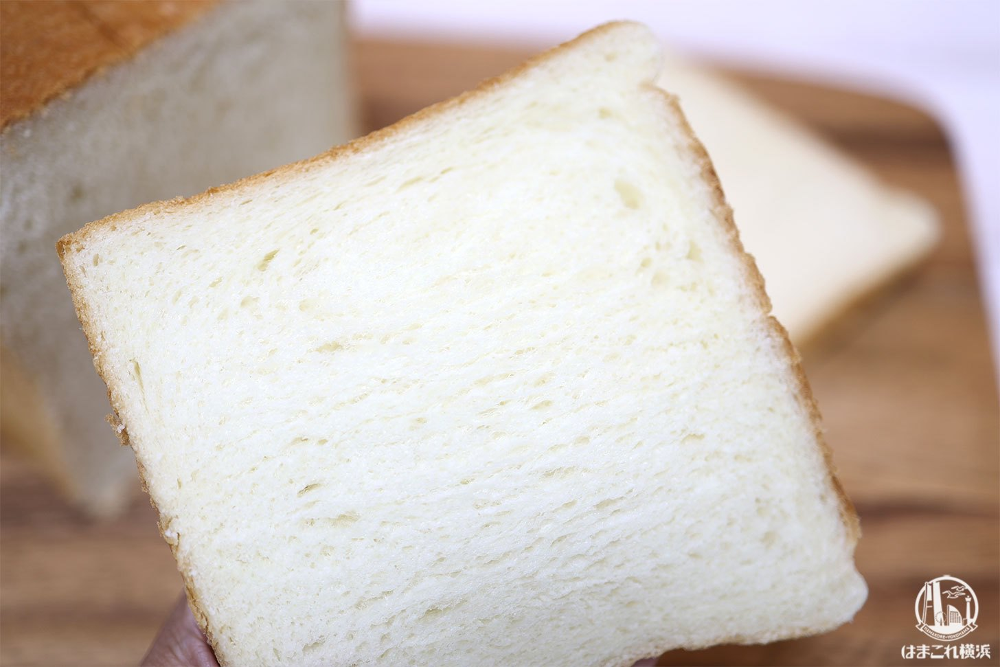 湯種食パン 実食