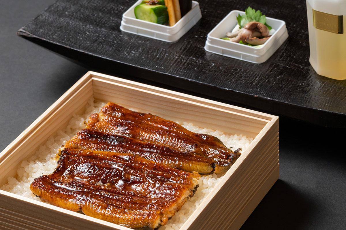 横浜ベイシェラトンの日本料理「木の花」特製鰻重をテイクアウト限定で販売!