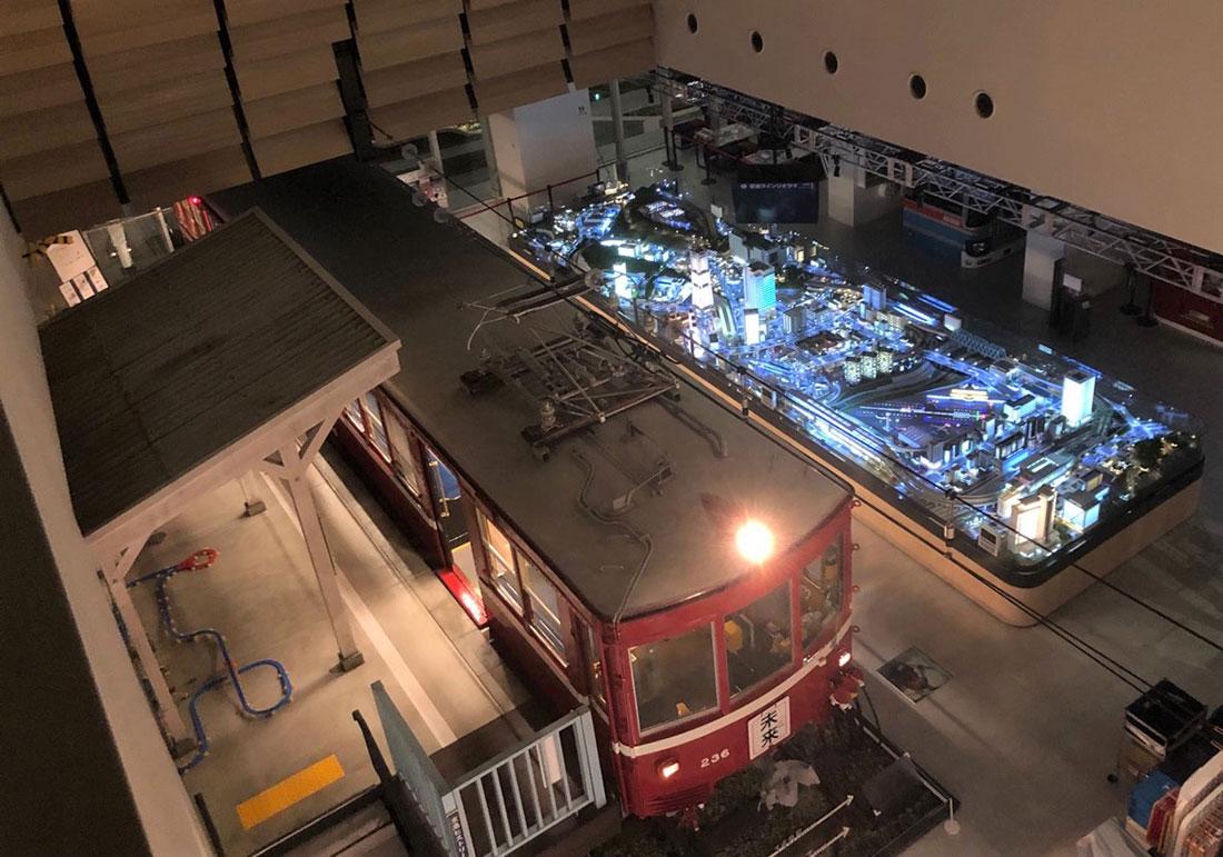 """横浜ベイシェラトンに""""夜の京急ミュージアム""""セットの宿泊プラン限定販売!"""