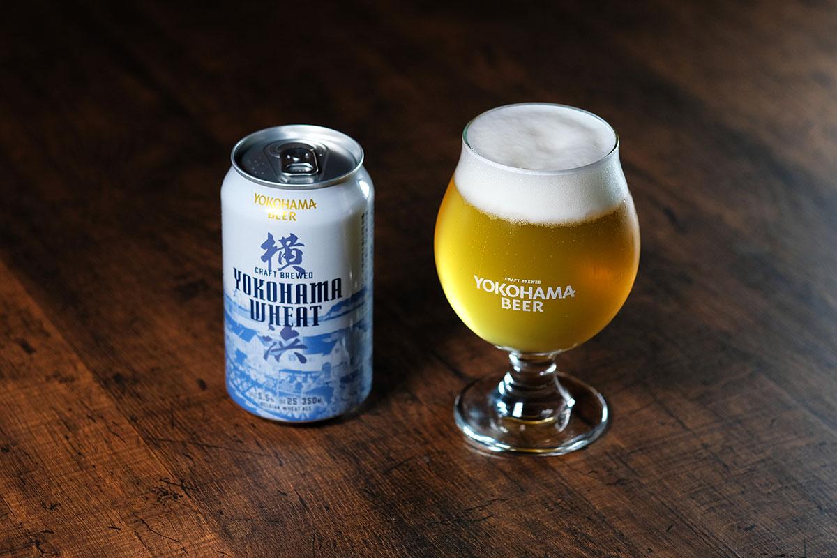 横浜ウィート(缶ビール)