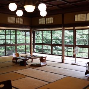 カフェ金澤園は横浜の喧騒を忘れる極上の古民家カフェ!建物の趣と自然を同時に満喫