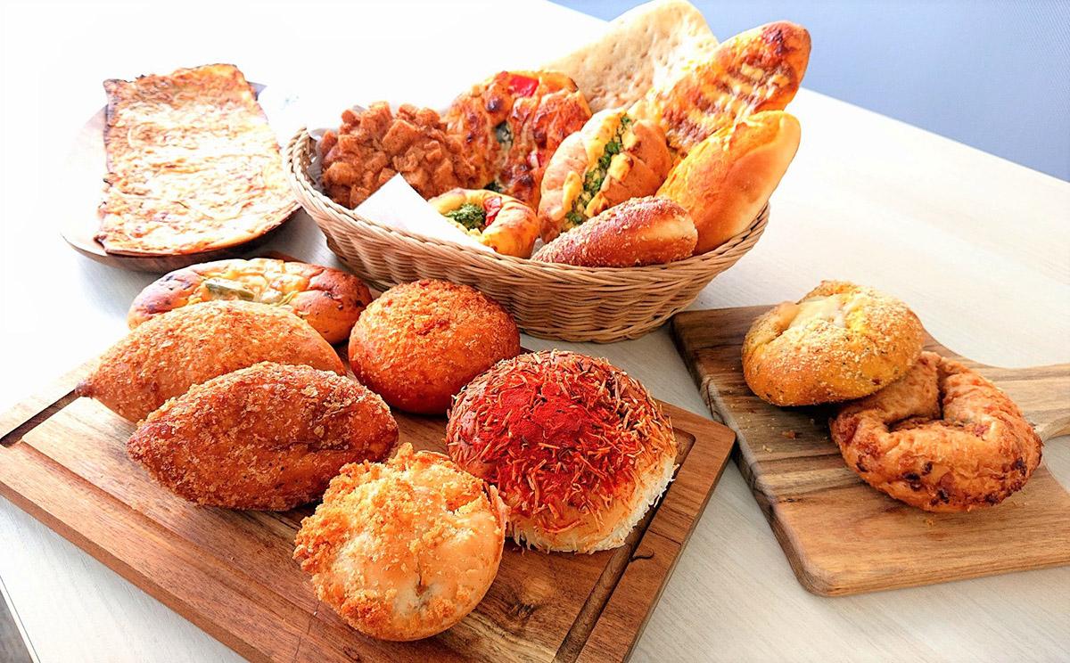 横浜高島屋「カレーパン フェスタ」開催!バーグとのコラボや激辛カレーなど30ブランド約50種
